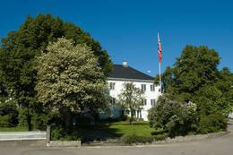 Det gamle rådhuset - Foto: Ukjent