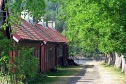 Eikelandsverk -  Foto: Gjerstad Kommune