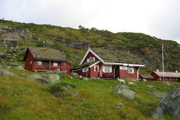 Gaukhei - Foto: Kristiansand og Opplands Turistforening