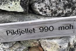 Pikfjellet, Rennebu -  Foto: Lars Haakon Nordby