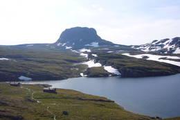 Utsikt ved Torehytten - Foto: Marie Brøvig Andersen