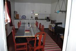 Kjøkken/spiseplass - Foto: Ukjent