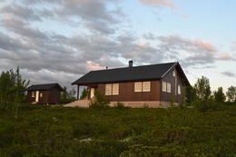 Vestfjellhytta - Foto: Ragnvald Jevne