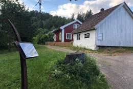 Gata Eidsfoss - Foto: Birgit Vildalen