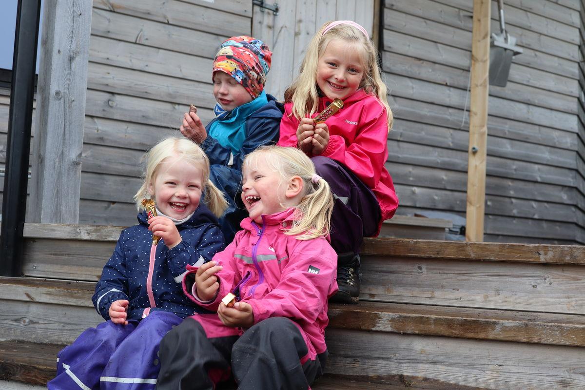Jonstølen er den perfekte barnefamiliehytta med kort avstand fra bilvei.