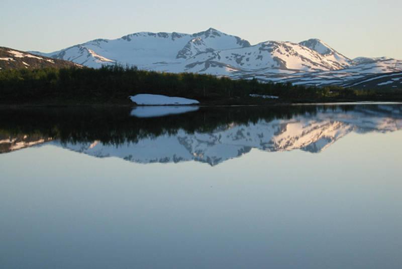 Tiplingen Skogstue, Børgefjell