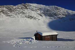 Tjønnebu - Foto: Karl Egil Liaset