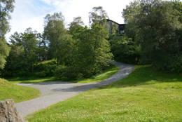 Turveier ved Siljustøl -  Foto: Gunvar Mikkelsen