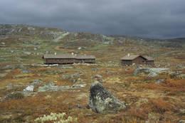 Bading ved Kjeldebu - Foto: Per Roger Lauritzen