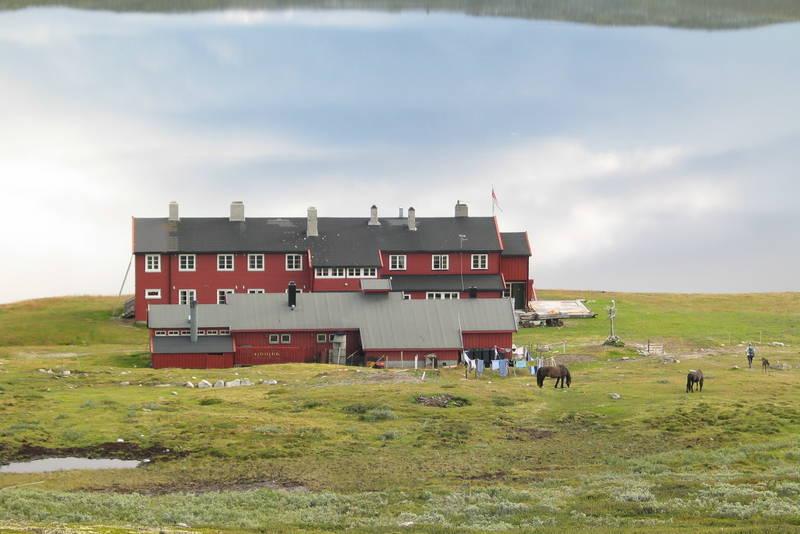Rauhelleren på Hardangervidda