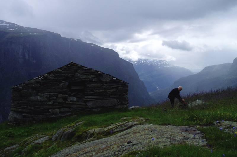 På vei til Stølsdalen