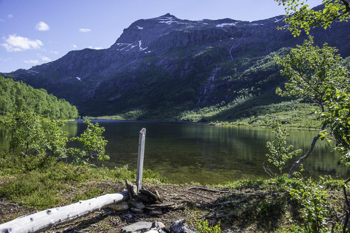 """Klippetang for """"Ti på topp i Hamarøy"""""""