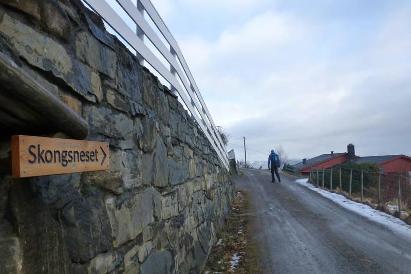 Utgangspunktet ved Halsø