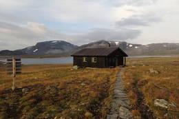 Hovudhytta - Foto: Sigurd Jonas Bergstrøm