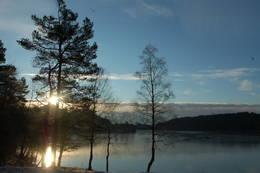 Bjørndalsvatnet -  Foto: Birgithe Roald