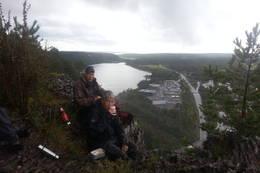 Utsikt fra Høgenhei - Foto: Steinar Skilhagen