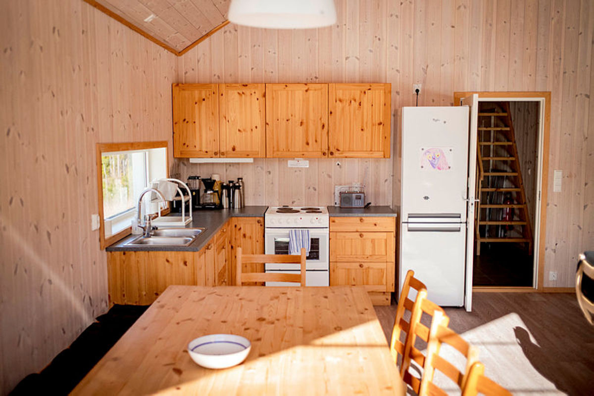 Kjøkken. Foto: Thomas Andersen