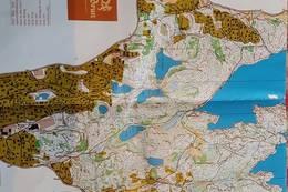 kart over område -  Foto: Trude Iversen