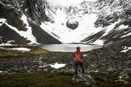 Kågelvdalen - vill og vakker mellom høye Kågfjell -  Foto: Trond Østvang