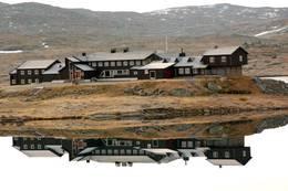 Finsehytta - Foto: DNT Oslo og Omegn