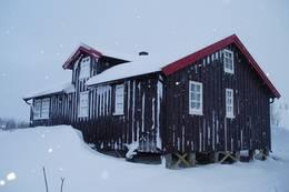 Altevasshytta - Foto: Troms Turlag