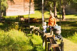 Legg turen innom Lom bygdamuseum på veg til Bordvassvegen - Foto: Tor Ivan Boine / Lom bygdamuseum