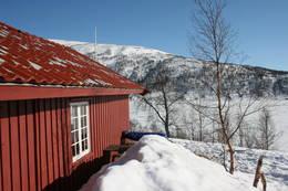 Bjørnevasshytta - Foto: DNT Sør