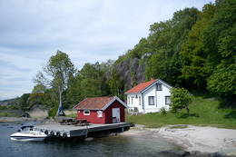 Sildevika - Foto: Telemark Turistforening