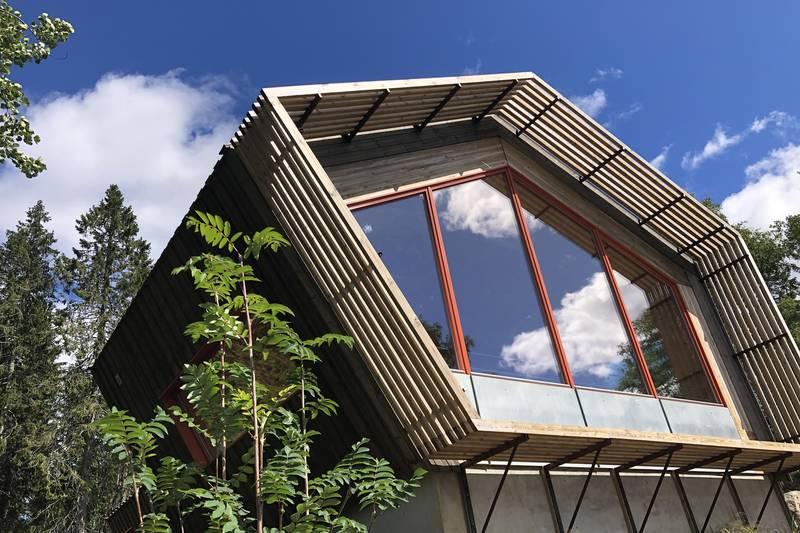 Nyt den kule arkitekturen
