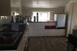 Kjøkken - Foto: Margrete Ruud Skjeseth