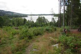 Utsikt over Bogstadvann fra nord - Foto: Dag Olav Brækkan
