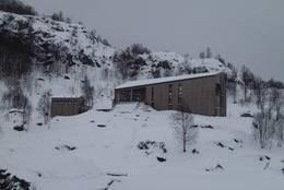 Kvitlen Vinter. Skitur her er best anbefalt fra Skreå via Støle - Foto: Steven Hegelstad