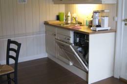 Kjøkken med oppvaskmaskin, Mule Varde - Foto: Børre Baardseth