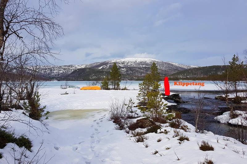 """Klippetanfa for """"Ti på topp i Hamarøy"""""""