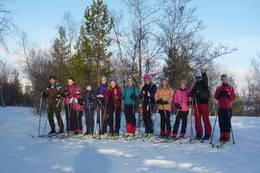 Hvert år arrangeres 3-dagers vinterleir - Foto: BOT