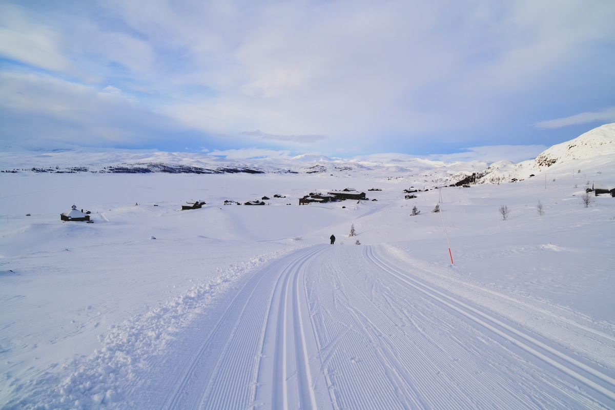 Bergsjøområdet i Ål