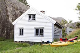 Råkeneset - Foto: Iris Engen Skadal