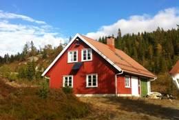 Flekkerhytta, Svanstul, Skien -  Foto: Dag-Øyvind Olsen Djuvik