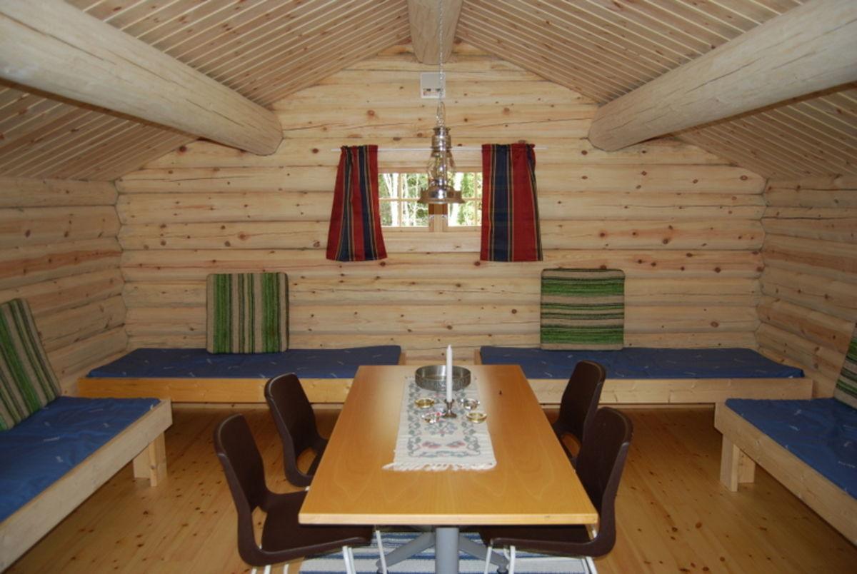 ubetjent hytte, Elverum Finnskog, Finnskogen Turistforening