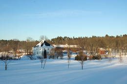 Semb hovedgård - Foto: Ukjent