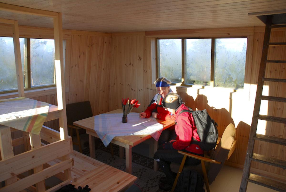 Haukenestårnet november 2008