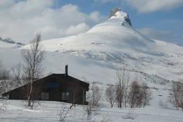 Lurfjellhytta -  Foto: Liss Ingebrigtsen