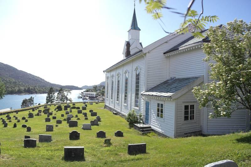 Gulen kyrkje