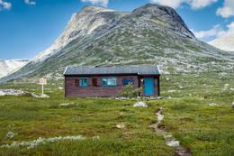 Nybeiset hytte 2014 - Foto: Martin Gjellestad