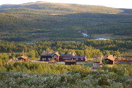Liomseter - Foto: Den Norske Turistforening