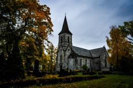 Snåsa Kirke -  Foto: Olgeir Haug