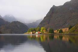 Trollfjord og Svartsund - Foto: Trond Løkke