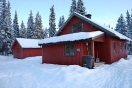 Skolla leirsted i Åstdalen -  Foto: Margrete Ruud Skjeseth