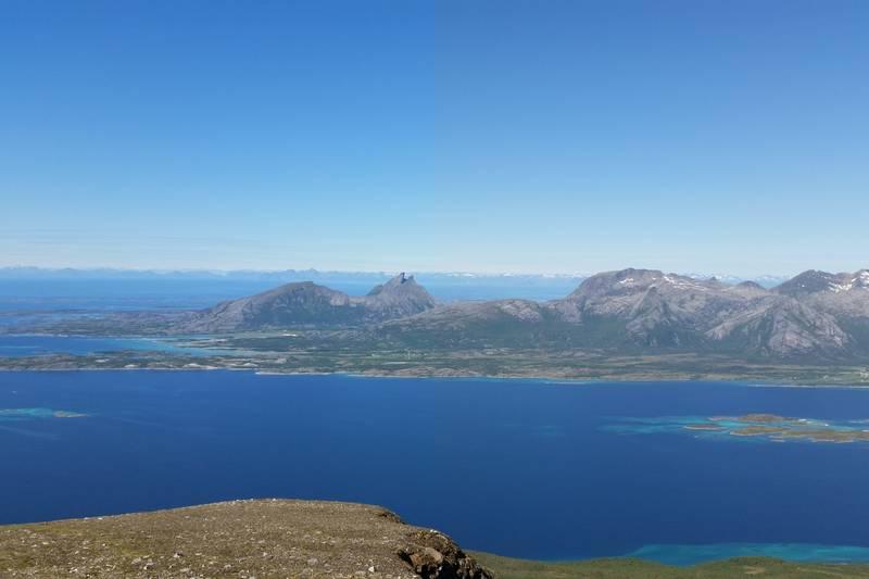 Mot Nordskot og Lofoten