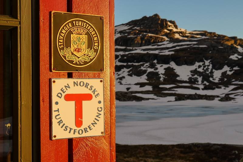 Stavanger Turistforening er stolte av Stranddalshytta